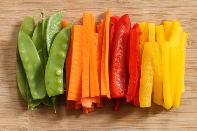 julienned-peppers-carrots-and-snap-peas