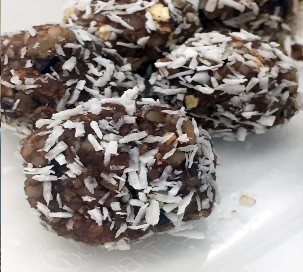 Protein Balls Photo