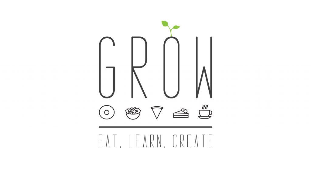GROW logo mmu Manchester Met