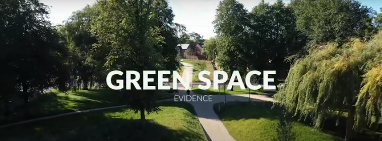 Green spaces part of health and climate at the green summit