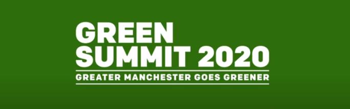 Green summit 2020 banner